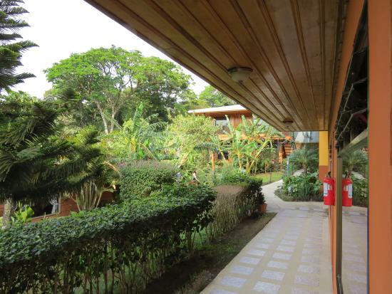 Hotel Cipreses Monteverde Costa Rica : hotel