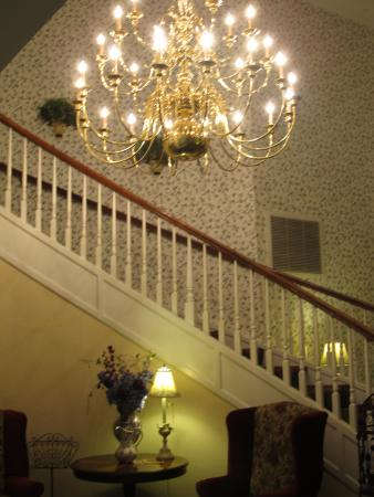 Ashley Inn: lobby