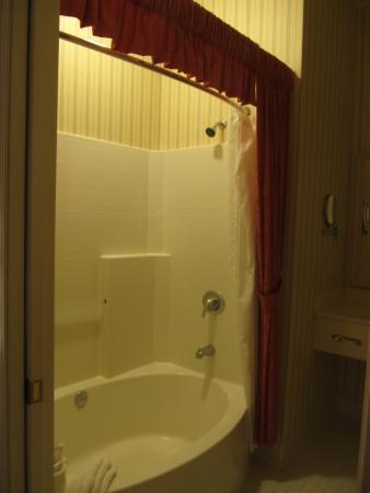 Ashley Inn : bathroom