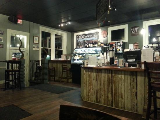 Kudu Coffee & Craft Beer: Inside Kudu Coffee