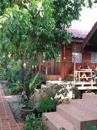 The Garden House: bungalow