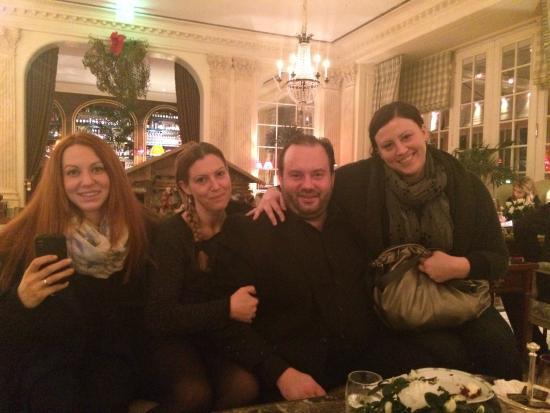 Brenners Park-Hotel & Spa: Familien Treffen im Brenners. Familie Rexer.