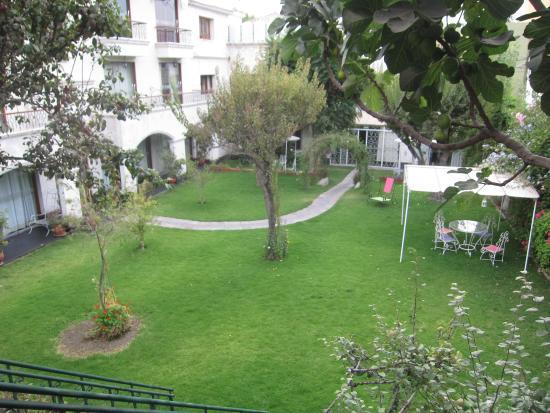 Hotel Boutique Villa Elisa : Jardin