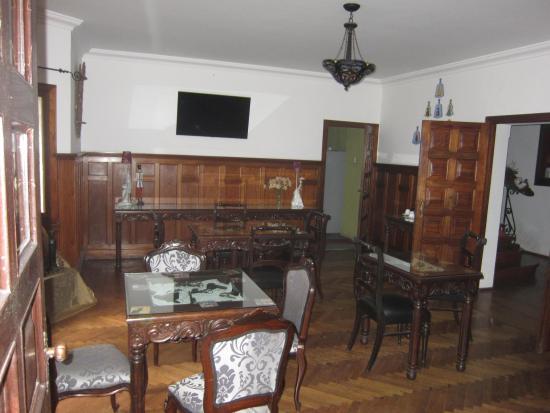 Hotel Boutique Villa Elisa: salle à manger