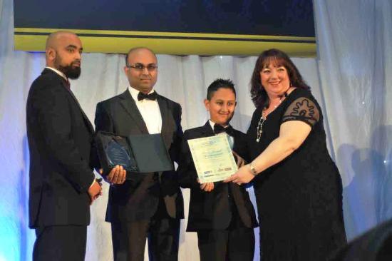 Indigo: Spice Times Restaurant Awards, Stockport Best Local