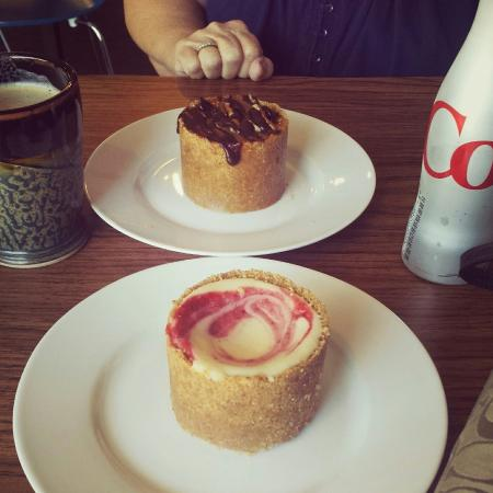 Anthony's Desserts : The best cheesecake!