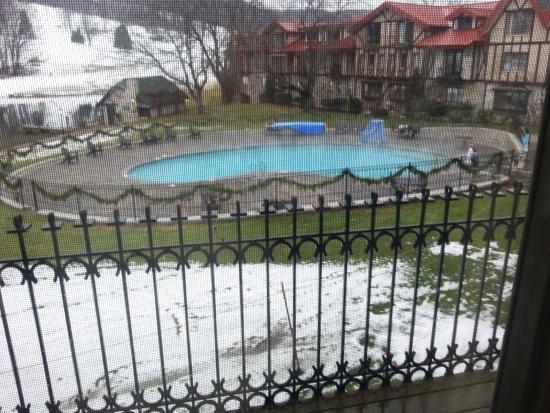 Boyne Highlands Resort: our view