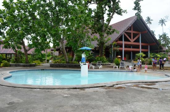 Swimming pool picture of villa escudero resort san Villa escudero room pictures
