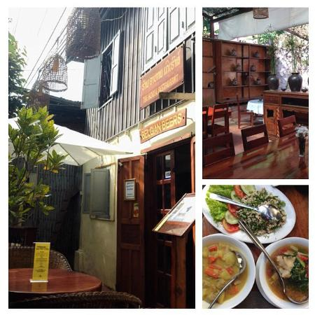 Restaurant The House, LAO FOOD and Western: The House Restuarant