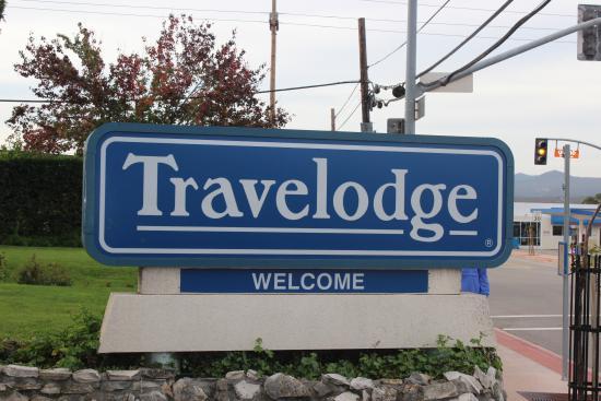 Travelodge San Luis Obispo: Entrence