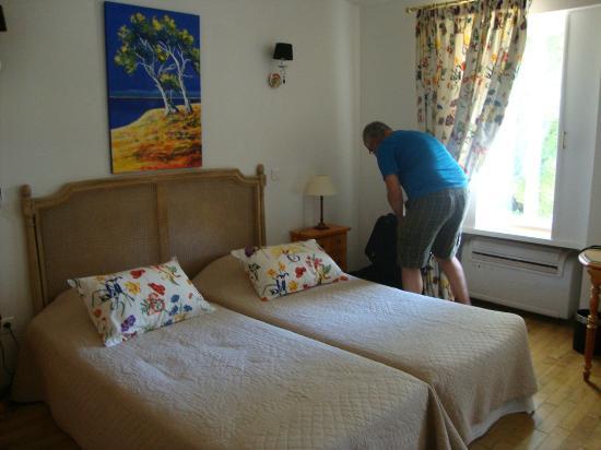 Domaine de Larchey : Our room