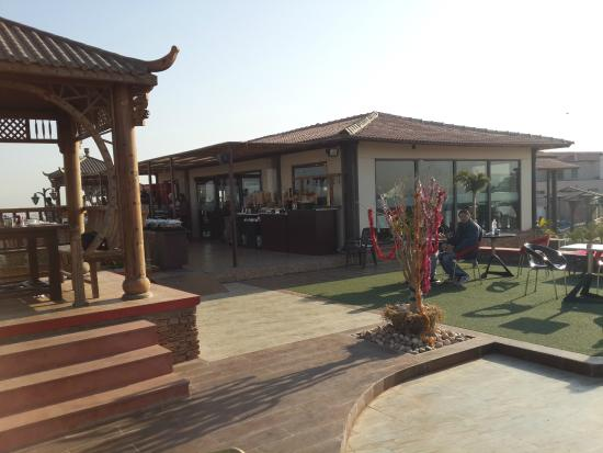 Regenta Resort Bhuj: Another view from the breakfast table