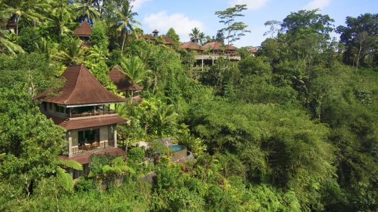 Bidadari Private Villas & Retreat : Bidadari villas