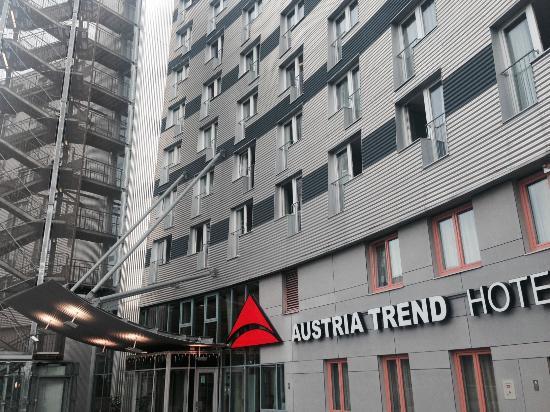 Austria Trend Hotel Messe Wien: Overall View