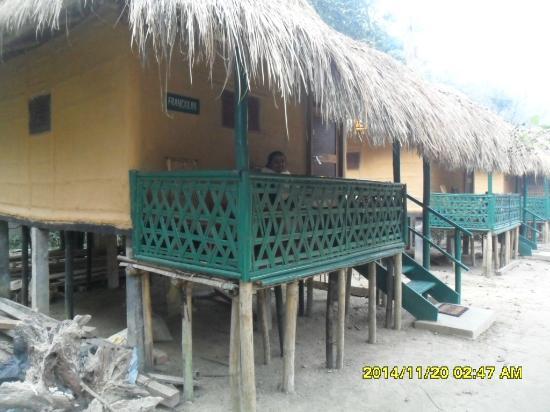 Nature Hunt Eco Camp, Kaziranga National Park: The cottages