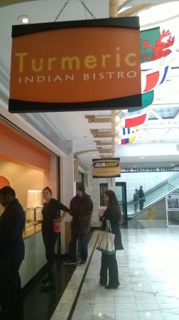 Turmeric Indian Bistro