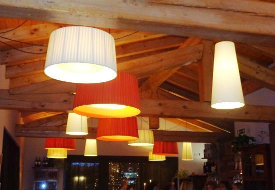 Hotel Cristallo - dettaglio ristorante