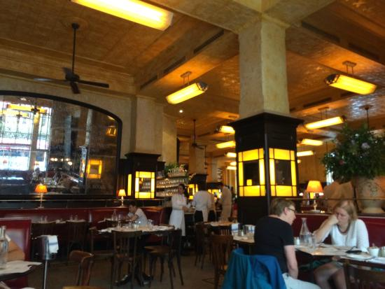 Restaurant picture of balthazar london tripadvisor for Balthazar reservations