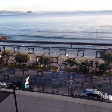 Hotel Aquilia: Terrazzo stanza