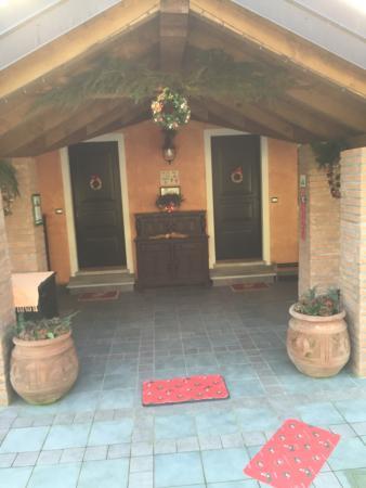 Bed and Breakfast La Casa nel Bosco : L'entrata