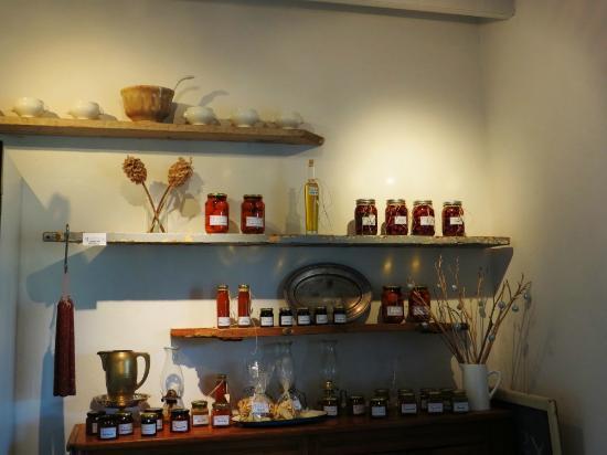 Marianas: Homemade deli items on sale at Mariana's