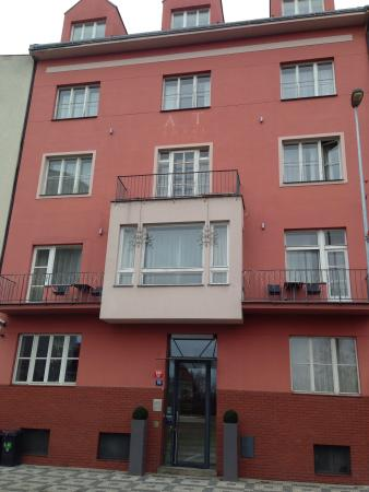 Art Hotel Prague : Esterno albergo