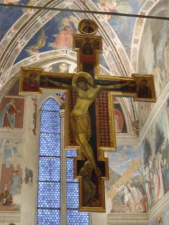 Arezzo, Itália: Croce