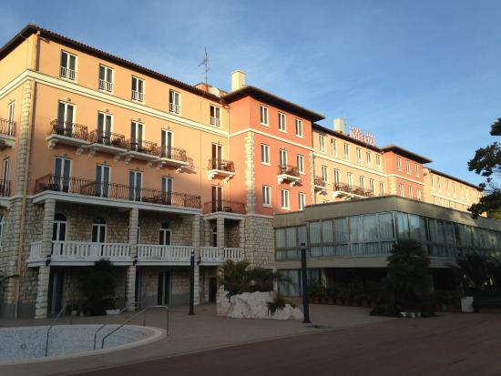 Grand Hotel Imperial: Außenansicht