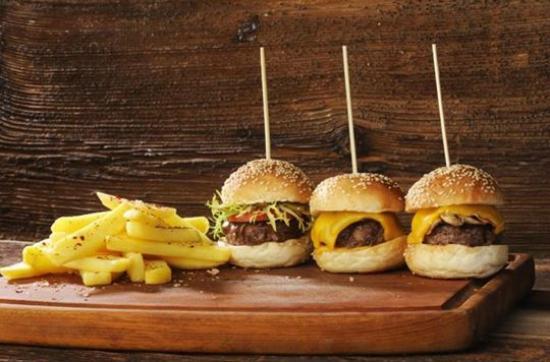 Photo of American Restaurant Gunaydin Hamburger at Filistin Sokak No. 8/a, Ankara 06690, Turkey