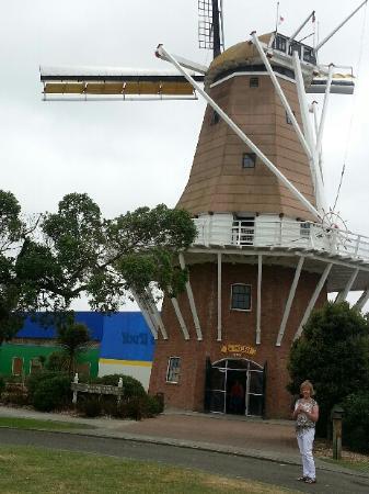Celtic Motel: De Moelen Windmill