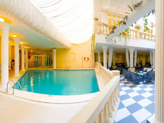 Hotel Magic Fenicia: Piscina Interior