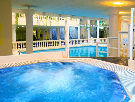 Hotel Magic Fenicia: Jacuzzi