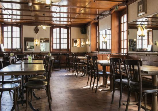 l'Hotel de l'Aigle: Notre brasserie
