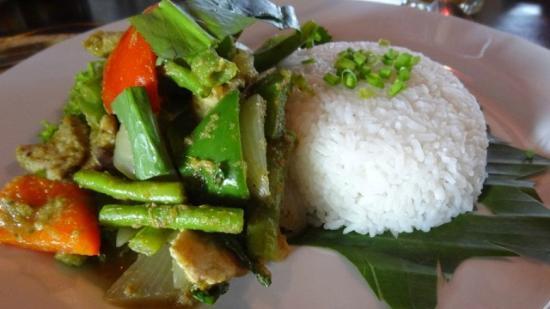 Taberu: Reisgericht