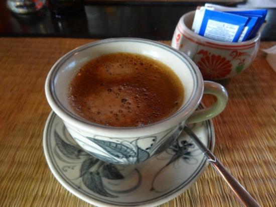 Taberu: Kaffee