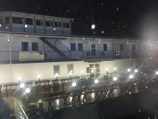 Aquamarina Hotel: vista esterna