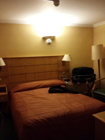 Nayland Hotel: Camera al piano terra