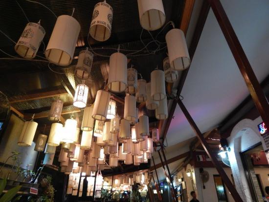 Girasole by La Gondola: decoração do restaurante