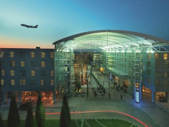 慕尼黑凱賓斯基機場飯店