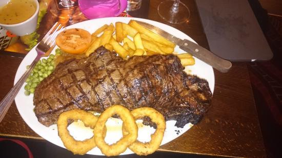 Rodmill: 32oz steak challenge
