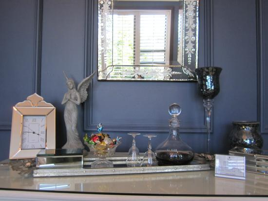 Bishop's Court Estate Boutique Hotel: Attention to detail in rooms