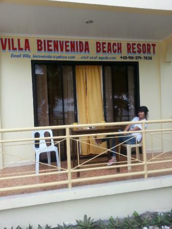 Villa Bienvenida Beach Resort: villa Bienivida