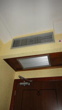 Hotel Archimede : Heating/AC
