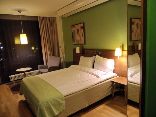 Scandic Linkoping City : Zimmer