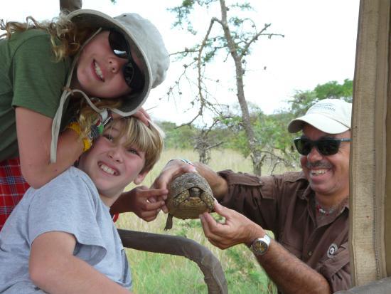 Campi ya Kanzi : Creatures great and small