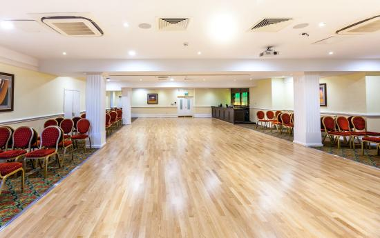 The Durley Dean Hotel: Kennedy Suite