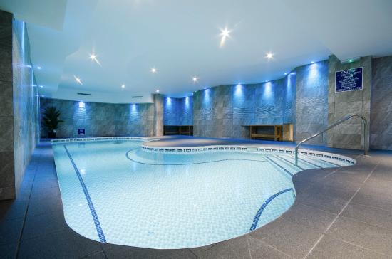 The Durley Dean Hotel: Indoor Pool