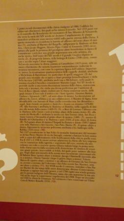 San Felice in Piazza : Descrizione storica