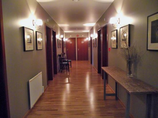 Hotel Selid: Hallway