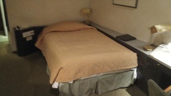 Hotel Al Khozama: Bed